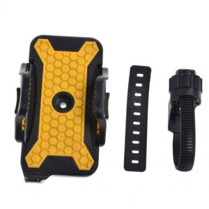 Phone holder complete clean 300x300 - Phone Holder Black/Yellow