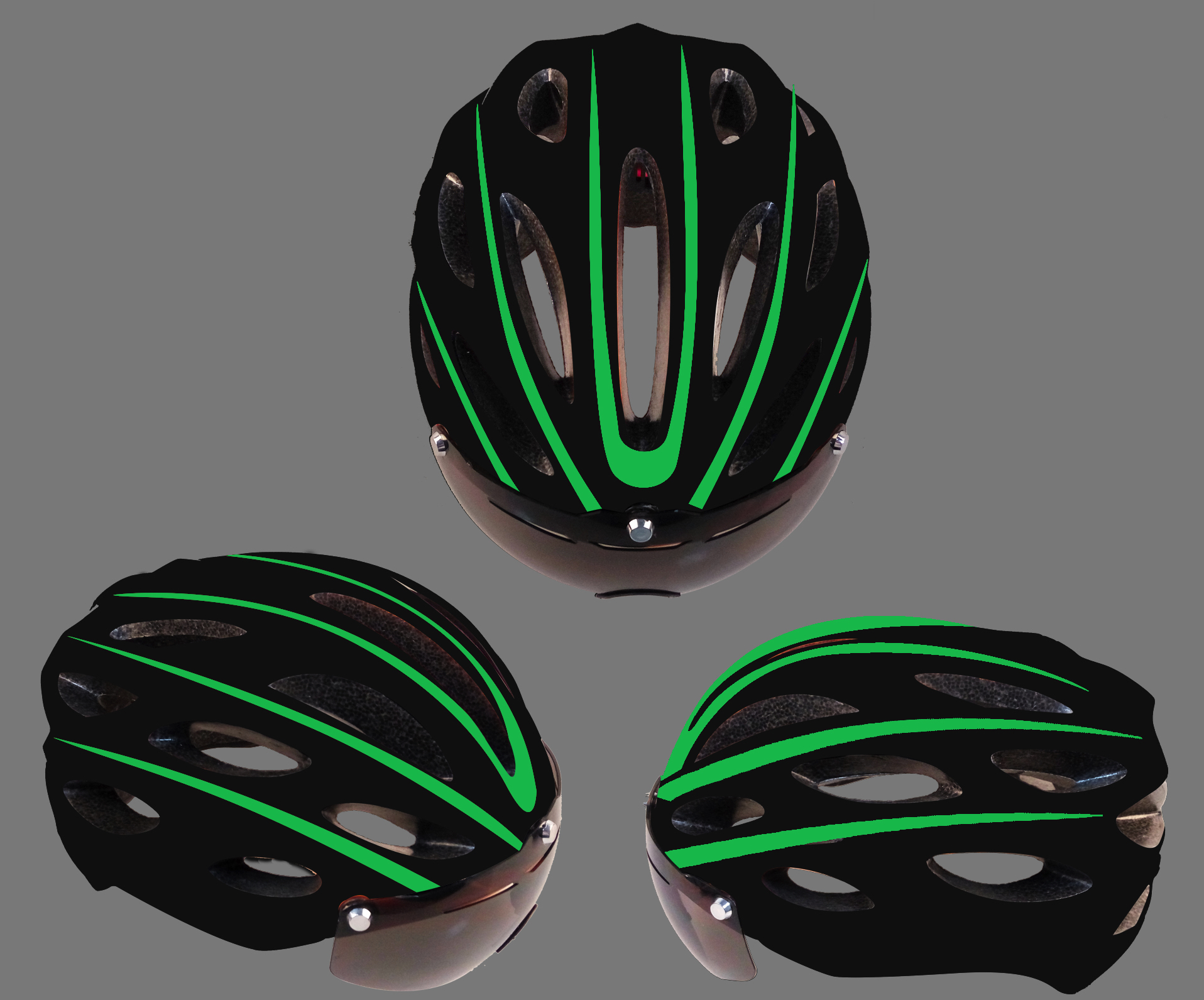 Green Guard 3D - Green Guard - Helmet