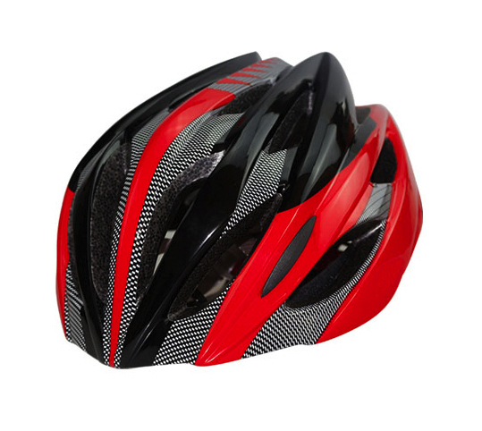 Rod Mojo front 1 - Red Mojo - Helmet