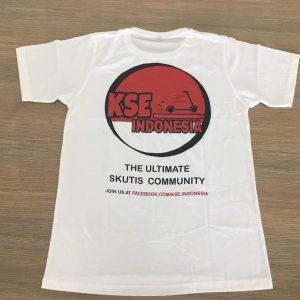 KAOS KSE 1 e1497246064796 300x300 - Official Komunitas Skuter Elektris (KSE) Indonesia T-Shirt