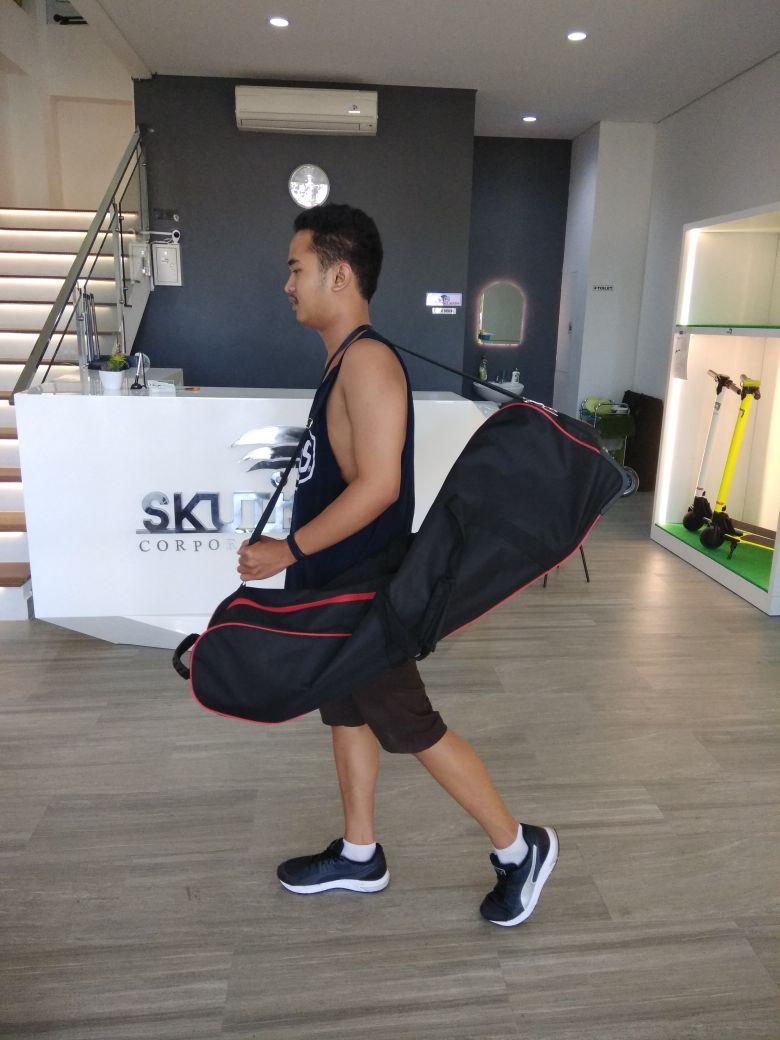 Skutis Bag Medium 2 - Skutis Travel Bag