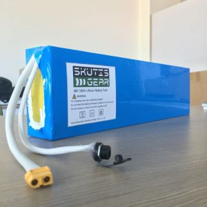 Anoa V1 battery 1 300x300 - Baterai Anoa v1 (TNE) 48V/18Ah