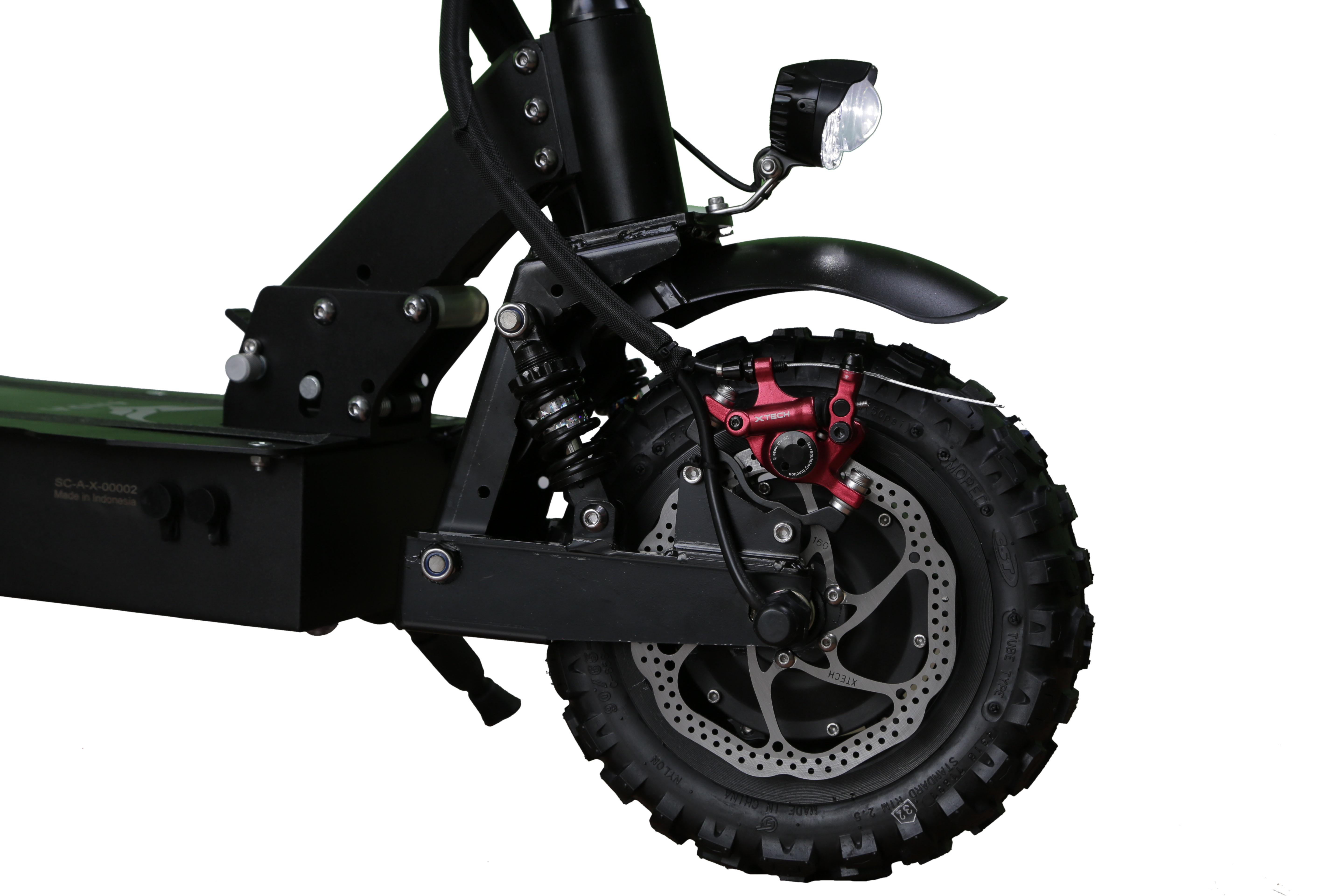 Front tire - Anoa Xtreme