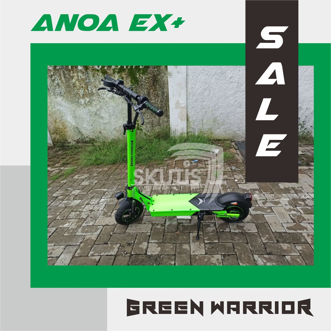 Green Warrior 4 - Green Warrior - Promotion