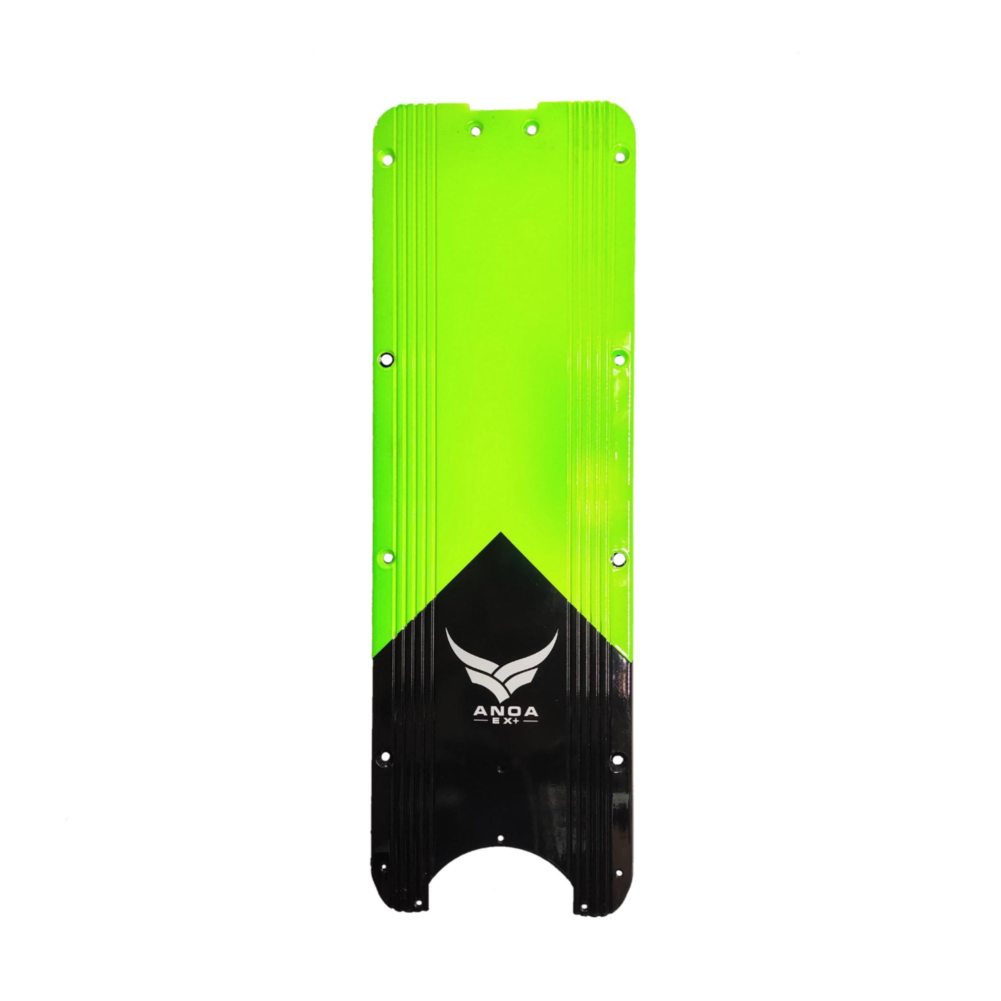 PicsArt 06 16 01.11.32 - Anoa Ex+ Green Warrior Battery Pan Cover (black/green)